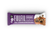 Fulfil Choco Caramel & Cookie Dough 15x55gr